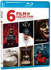 the conjuring universe - 6 film collection - Blu-Ray