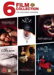 the conjuring universe - 6 film collection - DVD
