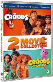 the croods 1-2 film collection - DVD