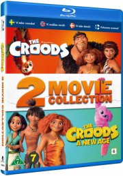 the croods 1-2 film collection - Blu-Ray