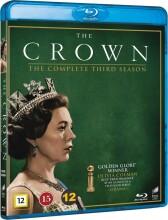the crown - sæson 3 - Blu-Ray