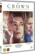 the crown - sæson 4 - DVD