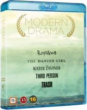the danish girl // boyhood // trash // third person // the water diviner - Blu-Ray