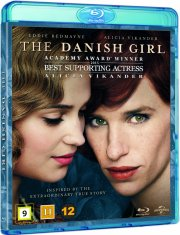 the danish girl / den danske pige - Blu-Ray