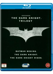 the dark knight trilogy - Blu-Ray