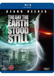 the day the earth stood - Blu-Ray