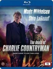 the death of charlie countryman - Blu-Ray