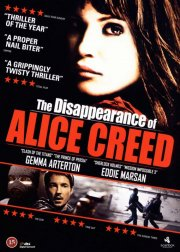 the disappearance of alice creed - DVD