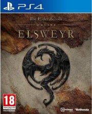the elder scrolls online: elsweyr - PS4