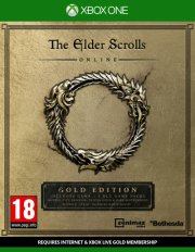 the elder scrolls online: gold edition - xbox one