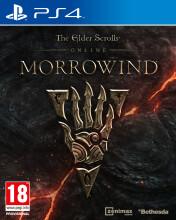 the elder scrolls online: morrowind (day 1 edition) - PS4