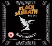 black sabbath - the end + the angelic sessions  - Cd+Dvd