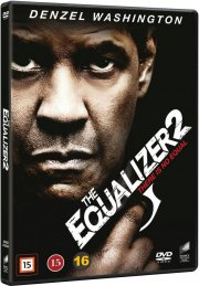 the equalizer 2 - DVD