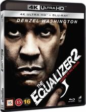the equalizer 2 - 4k Ultra HD Blu-Ray