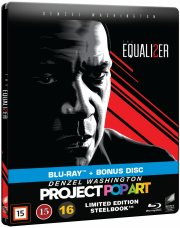 the equalizer 2 - steelbook - Blu-Ray