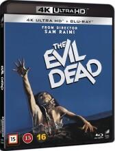 the evil dead - 1983 - 4k Ultra HD Blu-Ray