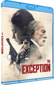 the exception - Blu-Ray