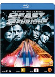 fast and furious 4 - Blu-Ray