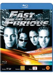 fast and furious 1 - Blu-Ray