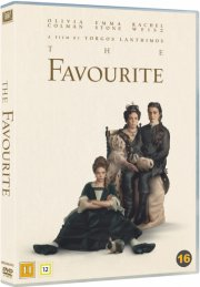 the favourite - 2018 - DVD