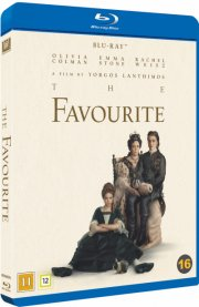 the favourite - 2018 - Blu-Ray