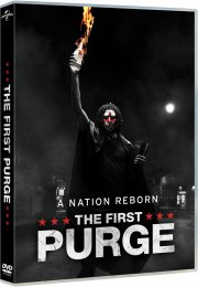 the purge 4 - the first purge - DVD