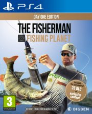 the fisherman: fishing planet - day one edition - PS4