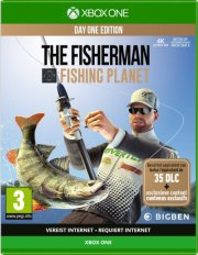 the fisherman: fishing planet - day one edition - xbox one