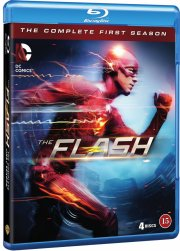 the flash - sæson 1 - Blu-Ray