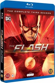 the flash - sæson 3 - Blu-Ray