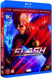 the flash - sæson 4 - Blu-Ray