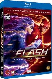 the flash - sæson 5 - Blu-Ray