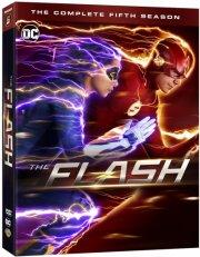 the flash - sæson 5 - DVD