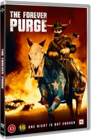 the forever purge - DVD