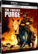 the forever purge - 4k Ultra HD Blu-Ray