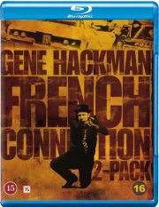 the french connection 1-2 - gene hackman - Blu-Ray