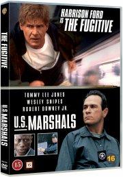flygtningen // us marshals - DVD