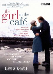 the girl in the cafe - DVD