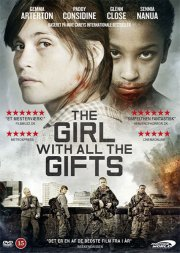 the girl with all the gifts - DVD