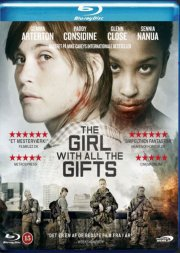 the girl with all the gifts - Blu-Ray
