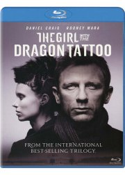 the girl with the dragon tattoo - Blu-Ray
