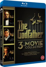 the godfather 1-3 - movie collection - Blu-Ray