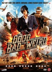 the good the bad and the weird - DVD