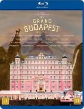 the grand budapest hotel - Blu-Ray