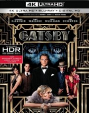 the great gatsby	/ den store gatsby - 4k Ultra HD Blu-Ray