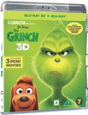 the grinch - 2018 - 3D Blu-Ray