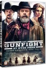 deadman standing / the gunfight at hyde park - 2018 - DVD
