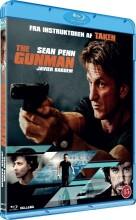 the gunman - 2015 - Blu-Ray