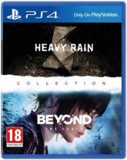 the heavy rain // beyond two souls - collection - nordisk - PS4