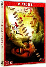 the hills have eyes // the hills have eyes 2 - DVD